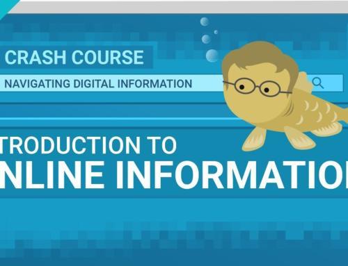 Jak se vyznat v digitálním světě? –Crash Course